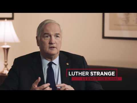 Join Luther Strange: Stand With Neil Gorsuch