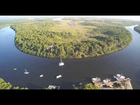 Drone Footage: Bahía de Jiquilisco, Usulután