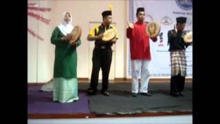 Jalal Kompang EZHAR [17 Jun 2012; 1 Jalinan Kompang]