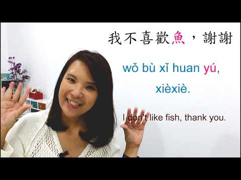 How to Give a self introduction in Mandarin