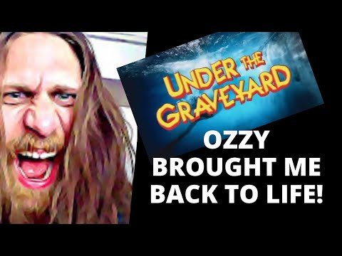 😰Ozzy Osbourne- Under the Graveyard (official music video) THIS HIT ME HARD!😰