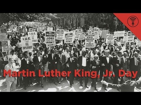 Martin Luther King, Jr. Day (January 20) | This Day in History #42