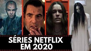12 SÉRIES DA NETFLIX QUE VÃO CHEGAR EM 2020