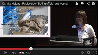 Dr. Irka Hajdas : Radiocarbon Dating of