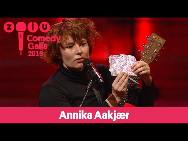 Annika Aakjær - ZULU Comedy Galla 2019