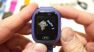 пОЛНЫЙ обзор GPS часов WONLEX GW100 (Q90, Q80) оригинал