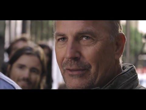 "Kevin Costner in a Promotion AD for TGV , Paris - Bordeaux - "" 2h04"""