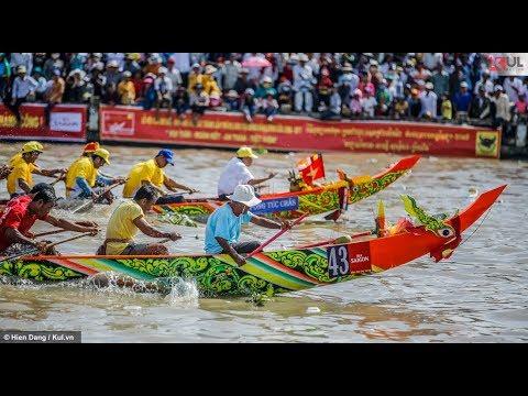 Đua Ghe Ngo Huyện Giồng Riềng 2016 Full