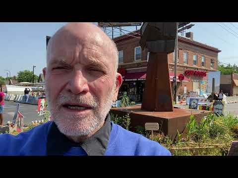 Video: CAIR National Communications Director Ibrahim Hooper at George Floyd Square in Minneapolis