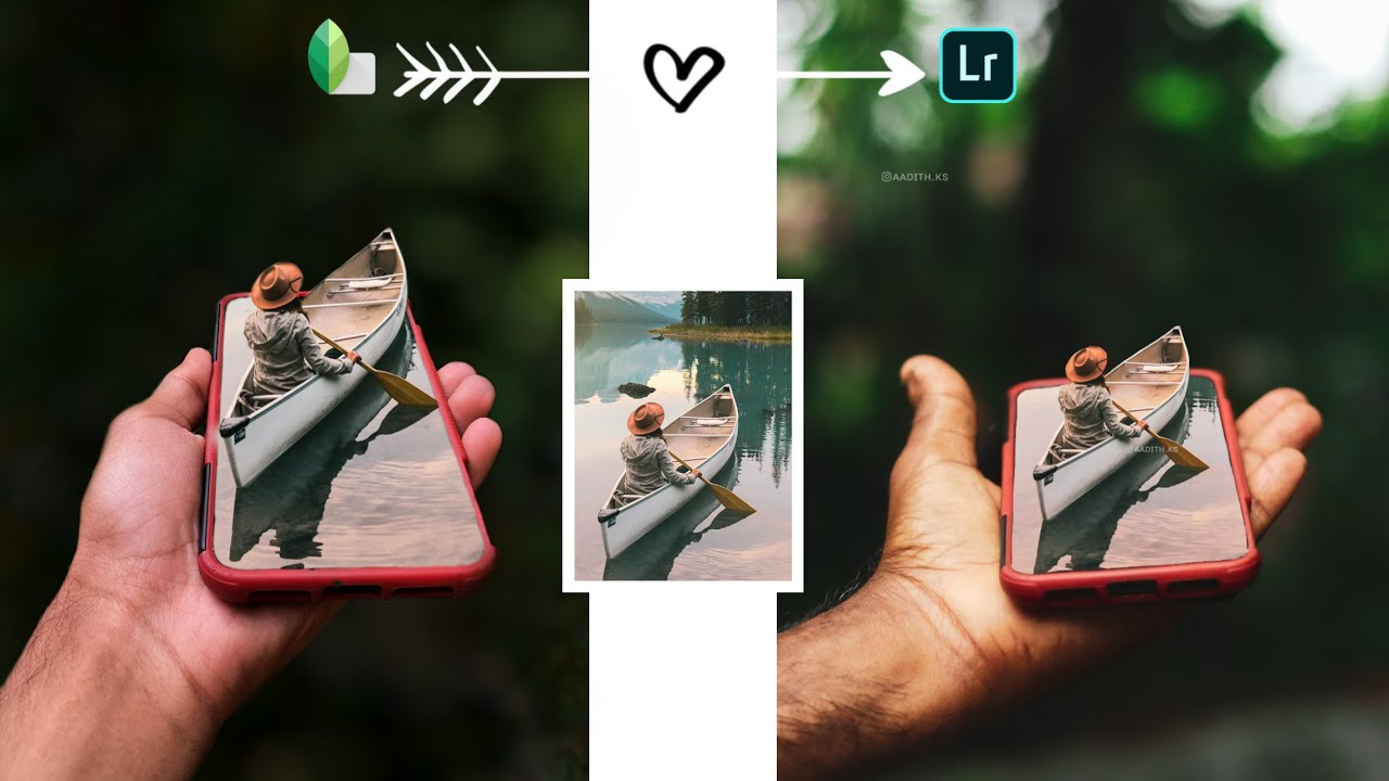 New Snapseed Editing 2020 | New Mobile Photography idea's | New Creative Snapseed Editing |