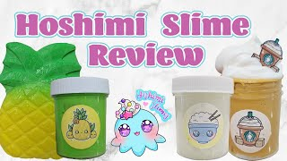 100% Honest Hoshimi Slime Review! (Super Creative Slimes Are They Worth It?)