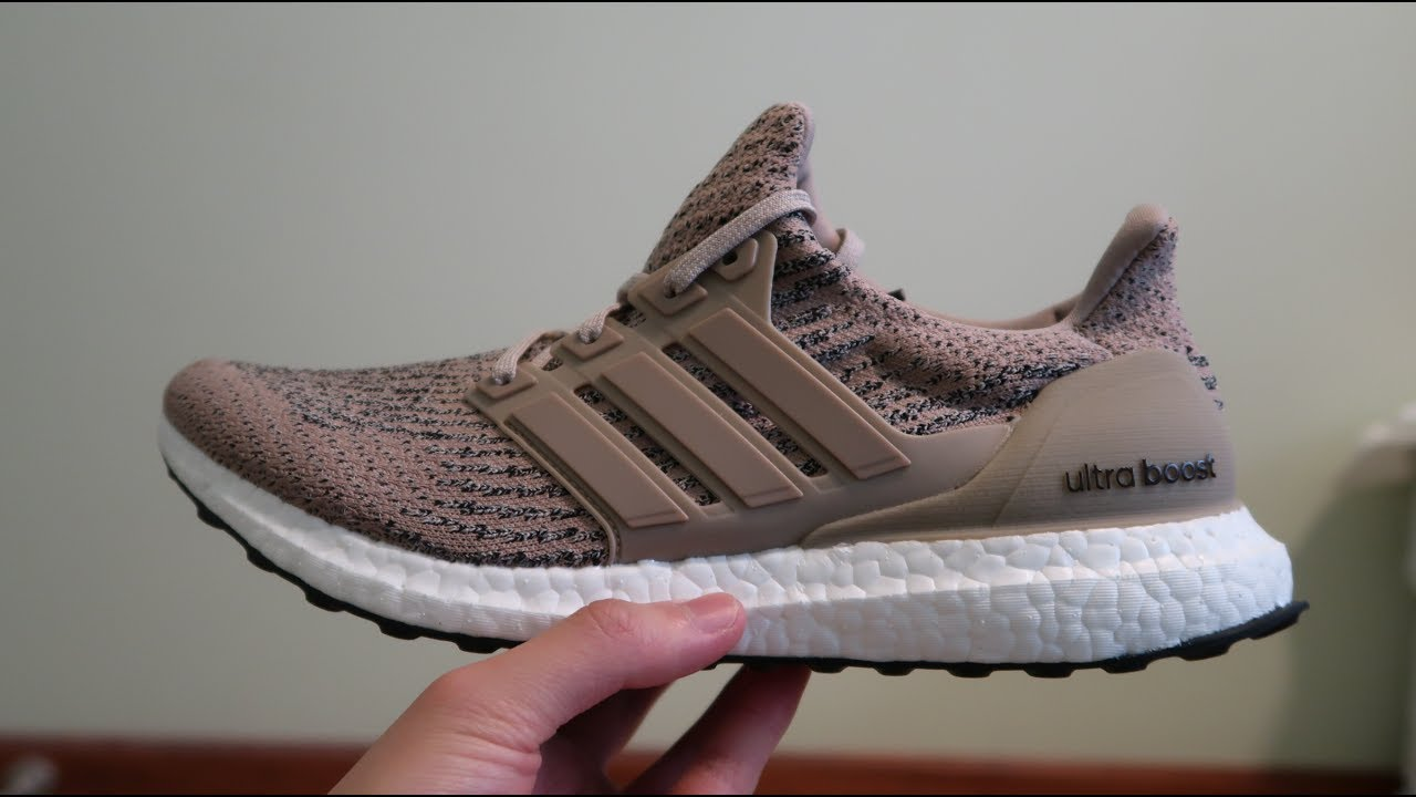 edf5f180fb949 Adidas Ultra Boost 3.0  Trace Khaki  Sneaker Unboxing - YouTube
