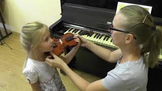 Мастер-классы по скрипке