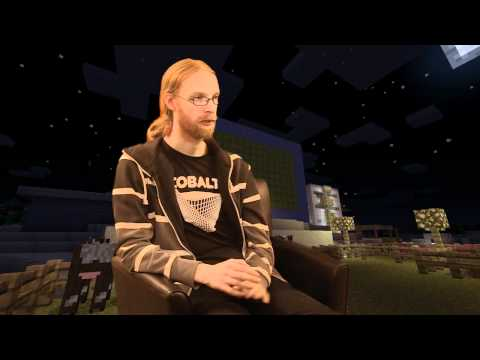 Minecraft - Jens interview (Part 1)