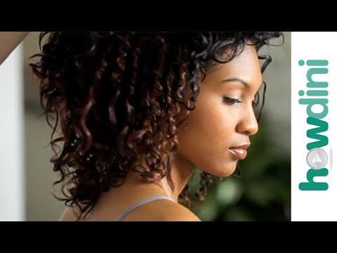 Natural Hairstyles for Black Women: How to Get Natural Curly Hair