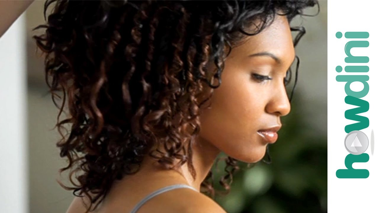 Natural Hairstyles For Black Women How To Get Natural Curly Hair