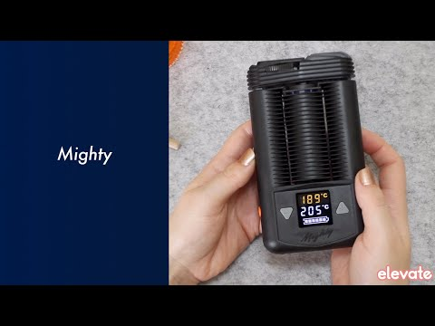 The Mighty Vaporizer: Unboxing & How To Use