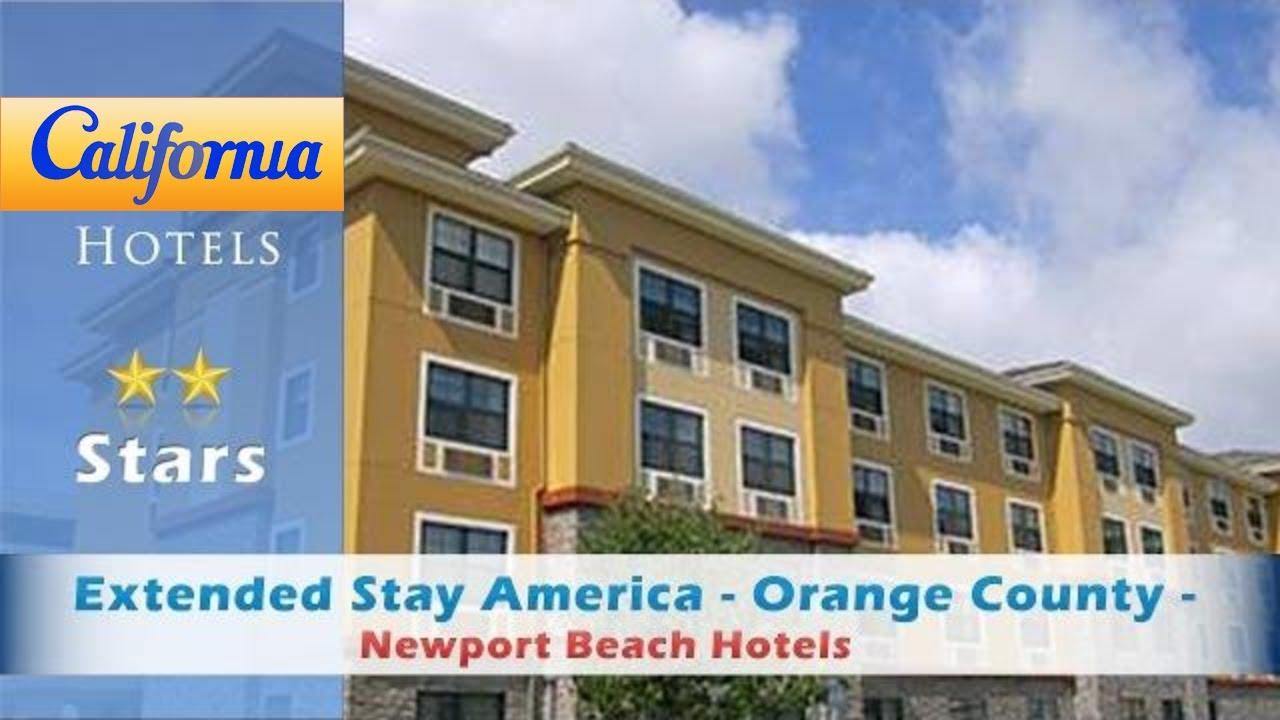 Extended Stay America - Orange County - John Wayne Airport  Newport Beach Hotels