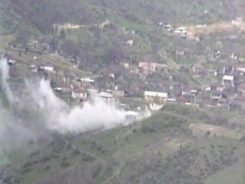 23 августа 1993 года ВС Армении оккупировали Физулинский и Джабраильский районы Азербайджана