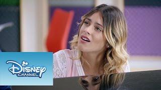 Violetta interpreta &quotDescrubri&quot Momento Musical Violetta
