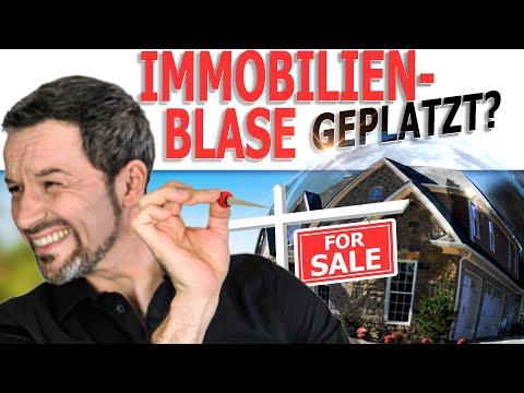 ENDE des Immobilienbooms, die Blase platzt! (Margin call)