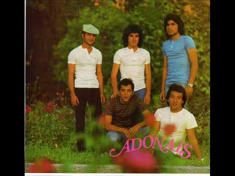 ADONAIS - QUIERO SENTIR.1980 ESTILO LOS CHICHOS, LOS CHUNGUITOS´LOS CHORBOS.