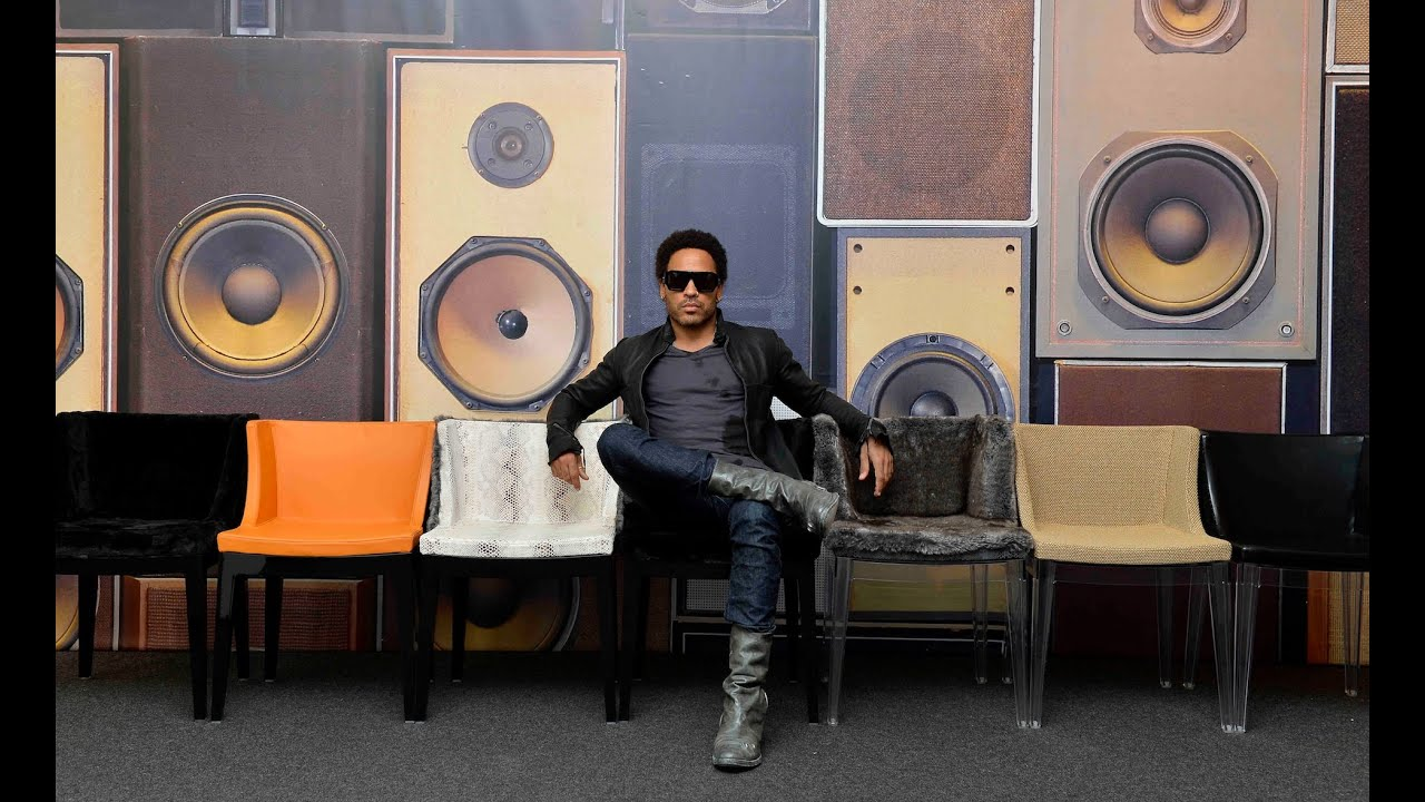 Lenny Kravitz releasing line of furniture, Facebook adding dislike button:  TRR#293