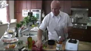 Lobster Salad With Blood Orange Vinaigrette Dressing
