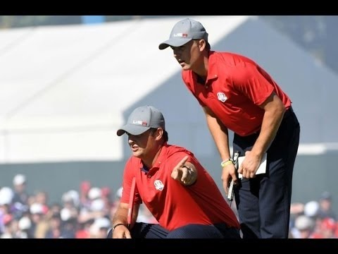 2016 Ryder Cup: Spieth, Reed & Rose, Stenson ~Four Ball~ ✰77