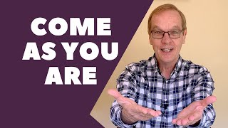 Come as you are | Beatitudes part one | Tunbridge Wells Baptist Church online