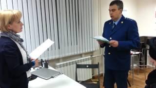 Прокуратура в штабе Навального в Нижнем Новгороде