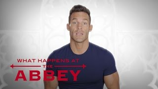 """""""Abbey"""" Stars Give Bar Etiquette Advice 