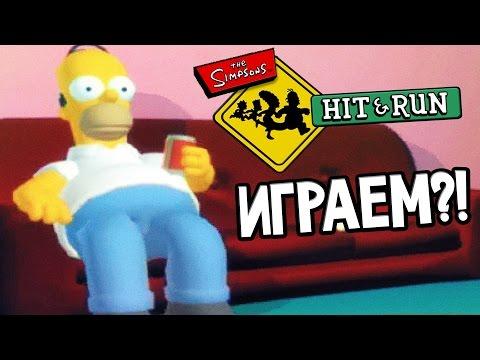 The Simpsons Game Прохождение Часть #2