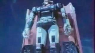 ニコニコ動画より転載。 15秒バージョンがアップされてあるが、主人公の輝進児(ひかり しんじ)が乗り込むロードレオンなどの3大マシンのポ...