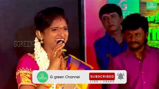 Senthil Rajalakshmi Folk Song | Enga Ooru Pattukaran | G green Channel
