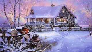 Drossel - Za Oknem Snieg Prószy