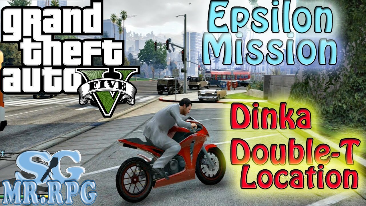 GTA V: Dinka Double T Location | Epsilon Mission - YouTube