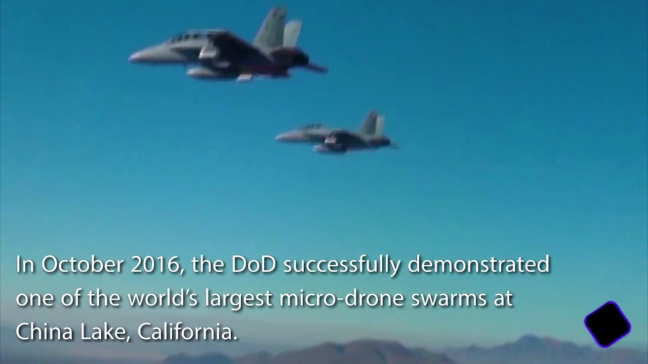 The Drone Swarm