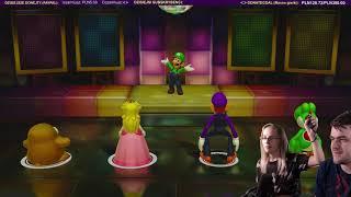 Jazda na koniu - Super Mario Party / 29.11.2018 (#9)