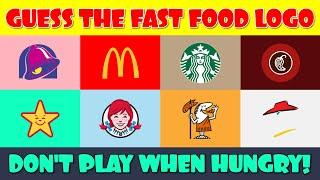 Fast Food Logo Quiz | Guess the Fast Food Logo