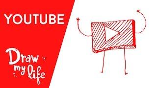 LA HISTORIA DE YOUTUBE - Draw My Life (Español)(No podíamos cerrar 2015 sin contar la historia de YouTube, la plataforma social que más alegrías nos lleva dando desde hace 10 años. Suscríbete para más ..., 2015-12-30T17:08:05.000Z)