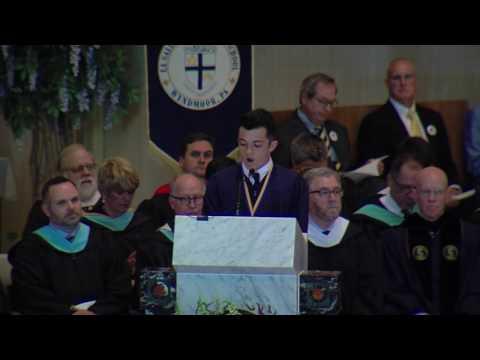 La Salle College High School Class of 2017 Graduation Exercises - Full Video