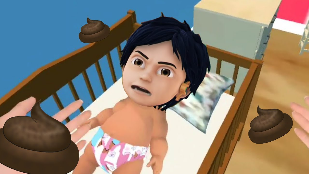 BAYI SHIVA MINTA MAINAN BARU🤣 | Game Mamang Creeper