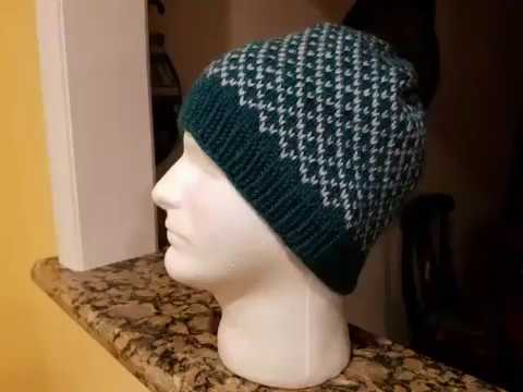 How to Knit a Fair Isle Hat! (Pt. 2 - the body)