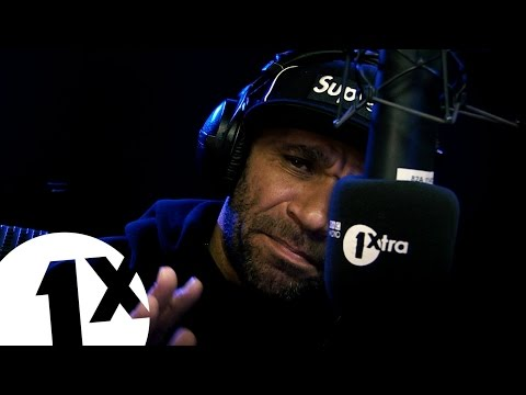 Goldie In Depth With DJ Target *Strong Language*