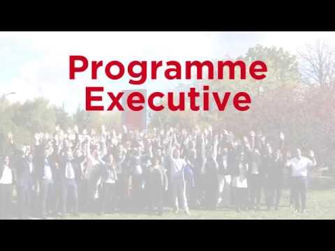 Découvrez notre programme Executive