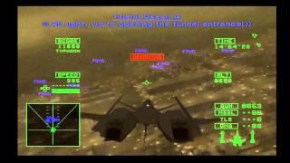 Ace Combat 5 - Mission 27 + SOLG(Hard)