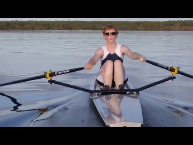 Learn how to row - Apprenez à ramer !