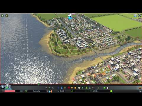 Real Town Planner Plays | Cities Skylines - Rockvalley City