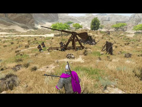 THE SIEGE OF BALTAKHAND CASTLE - Mount & Blade 2 BANNERLORD |